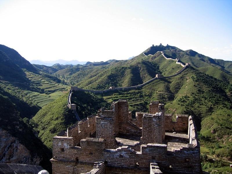 Grande Muraille de Chine, Simatai