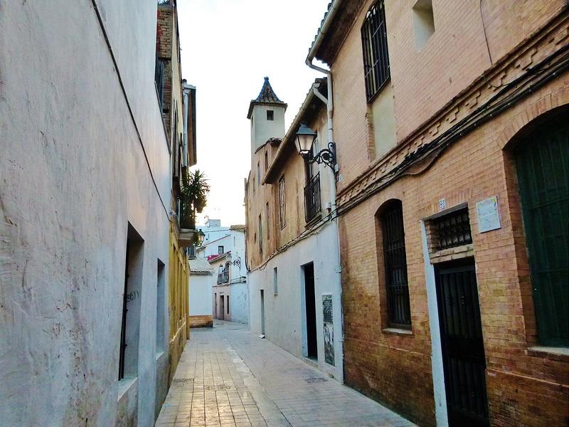 Loger à Benimaclet, Valence