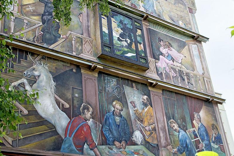 Loger à Bornheim, Francfort
