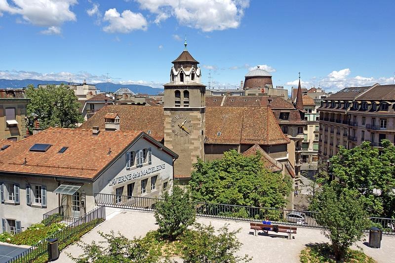 Loger dans le centre de Genève