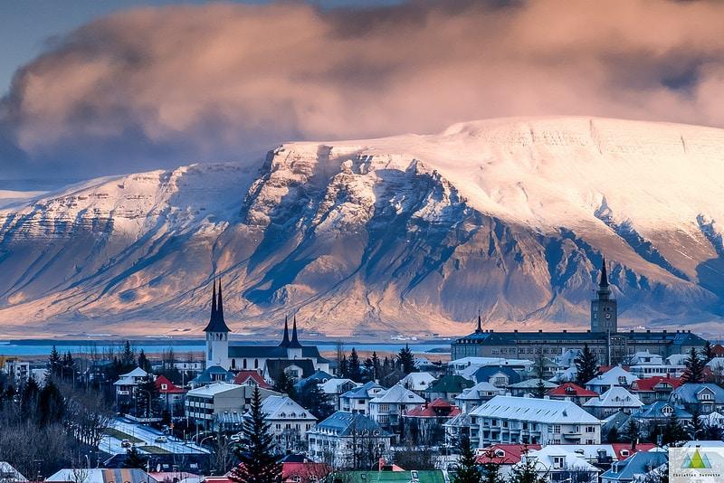 Loger dans le centre de Reykjavik