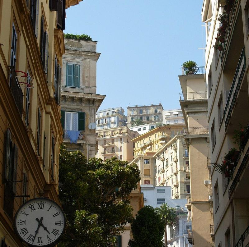 Loger à Chiaia, Naples