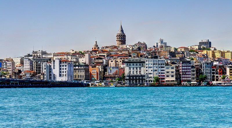 Loger à Galata, Istanbul