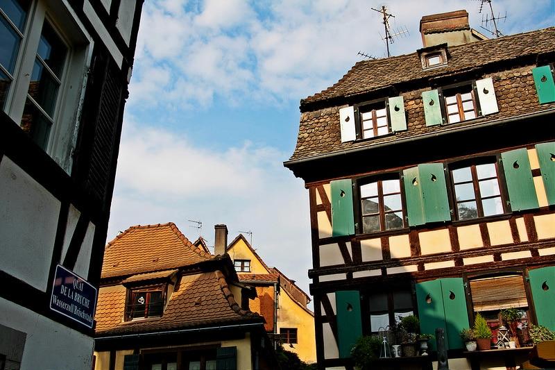 Loger dans la Grande île de Strasbourg
