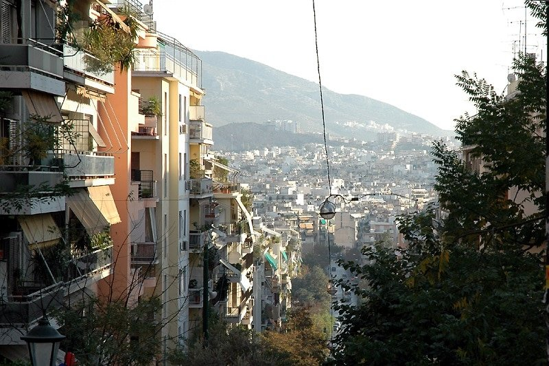 Loger à Kolonaki, Athènes