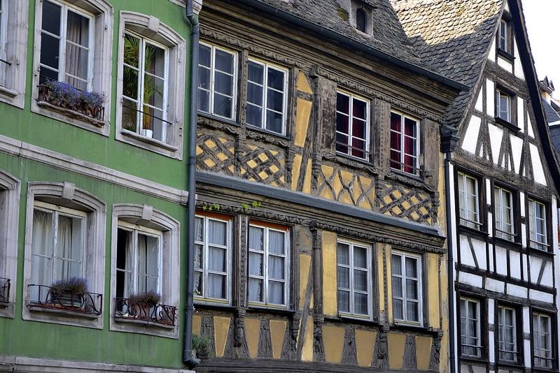 Loger à Krutenau, Strasbourg