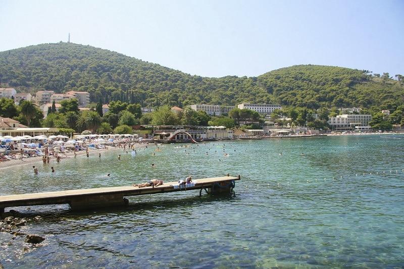 Loger à Lapad, Dubrovnik