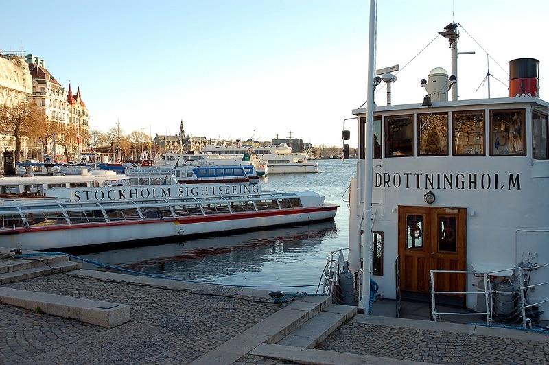 Loger à Norrmalm, Stockholm