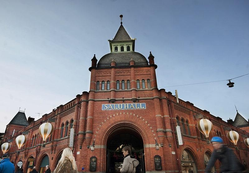 Loger à Östermalm, Stockholm