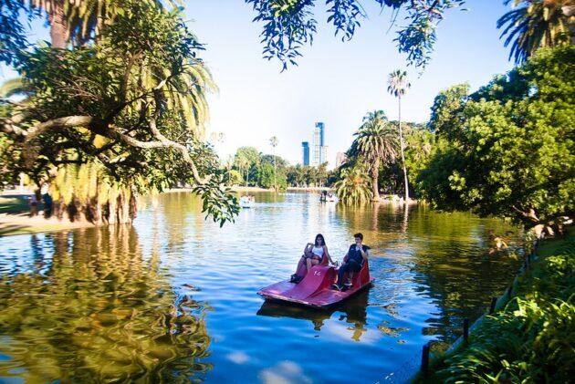 Loger à Palermo, Buenos Aires