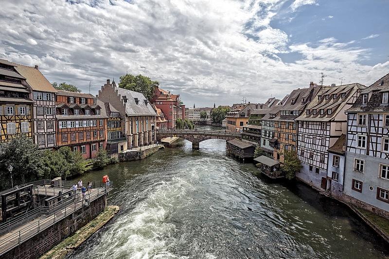 Loger dans la Petite France, Strasbourg