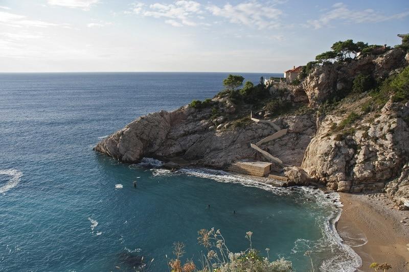 Loger à la plage Bellevue, Dubrovnik
