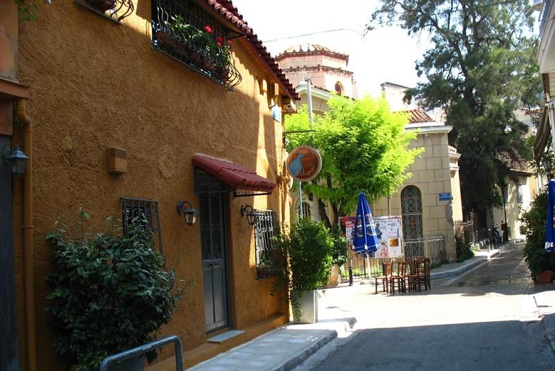Loger à Psiri, Athènes