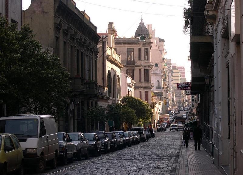 Loger à San Telmo, Buenos Aires
