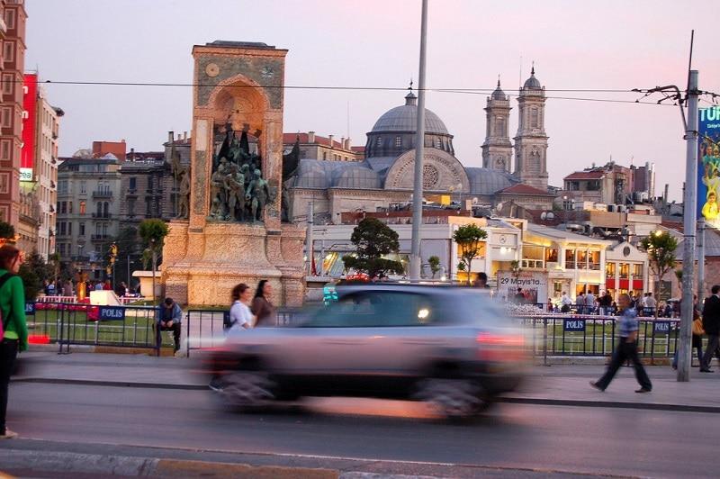 Loger à Taksim, Istanbul
