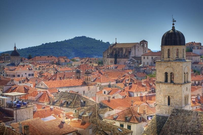 Loger dans la vieille ville, Dubrovnik