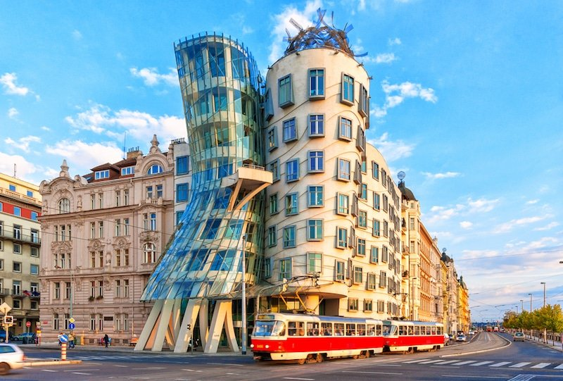 Maison Dansante, Prague