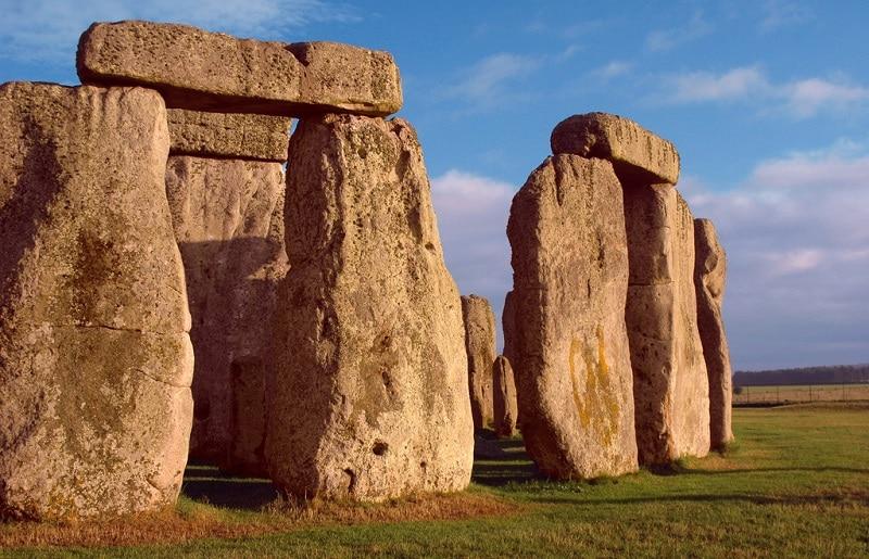 Pierres du site de Stonehenge