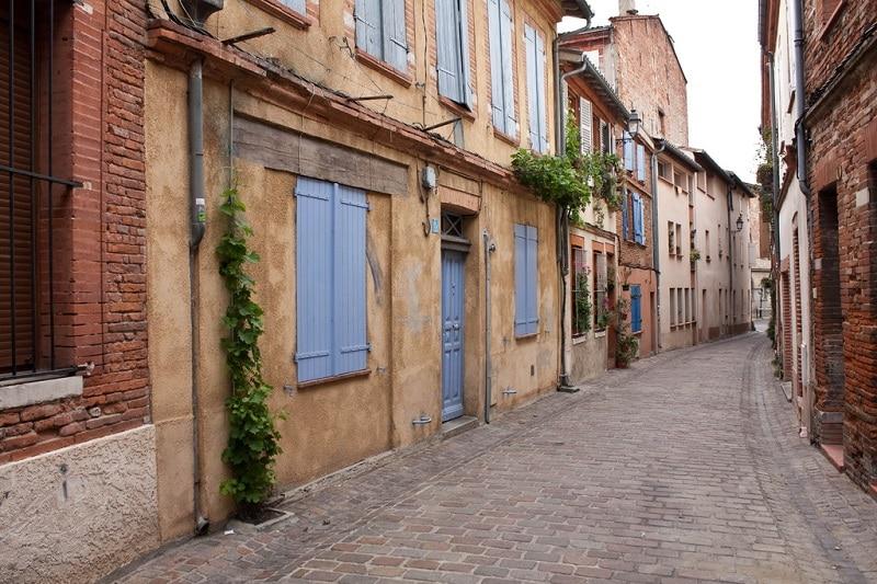 Saint-Cyprien, loger à Toulouse