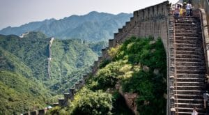 Visiter la Muraille de Chine : comment y aller depuis Pékin ?