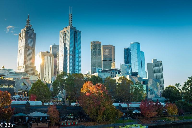 CBD, loger à Melbourne