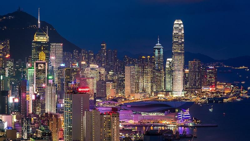 Central, loger à Hong Kong