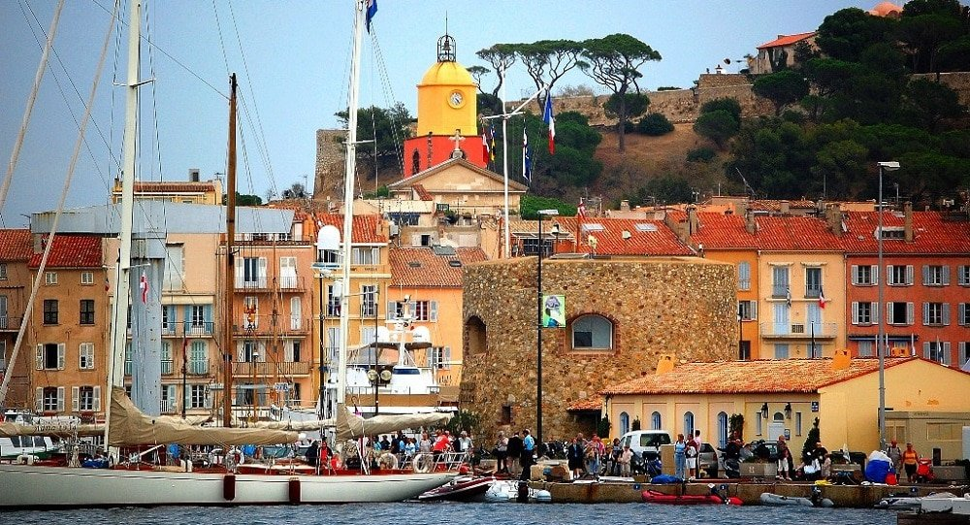 Où loger à Saint-Tropez ?