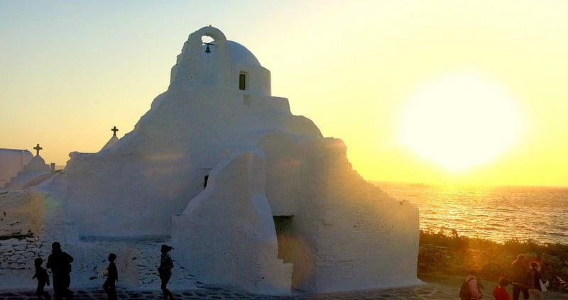 Eglise de Paraportiani, Mykonos