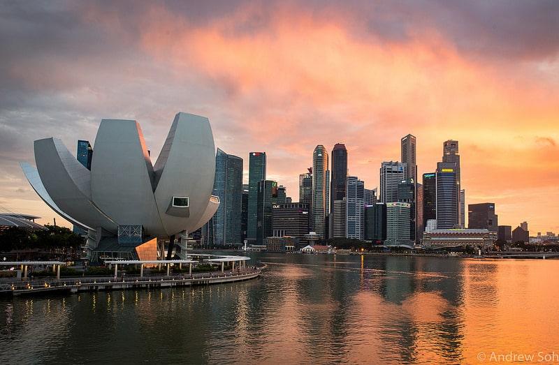 Holland Village, loger à Singapour