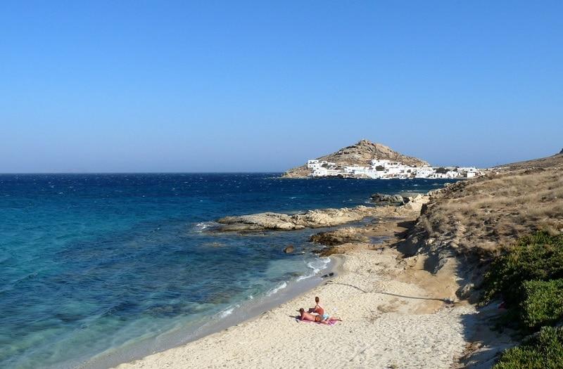 Kalafati Beach, Mykonos