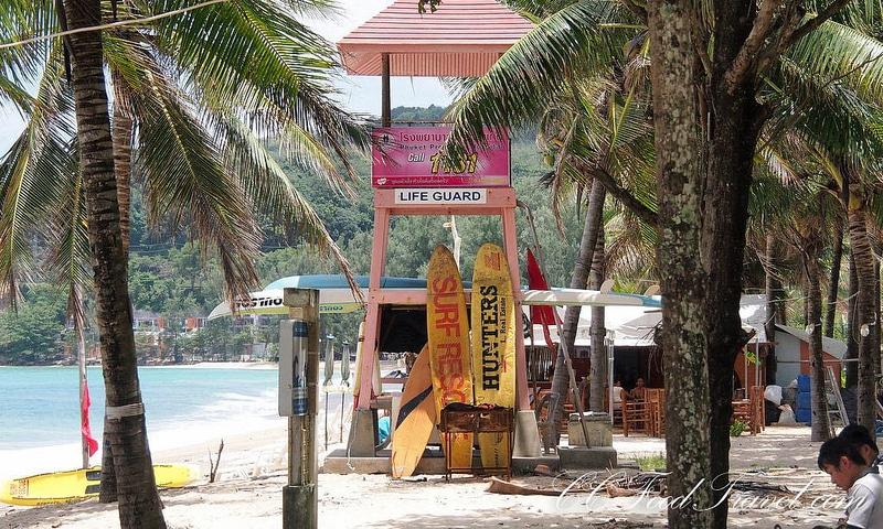 Kamala, loger à Phuket