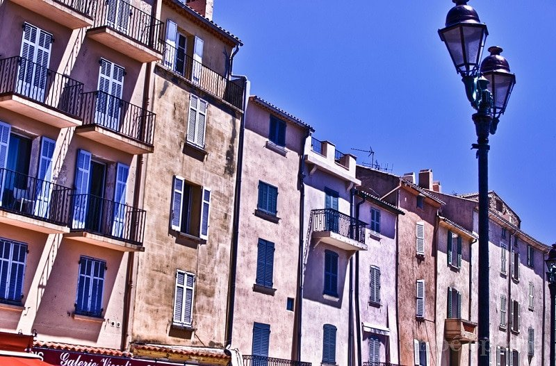 Loger à Saint-Tropez