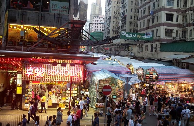 Mong Kok, loger à Hong Kong