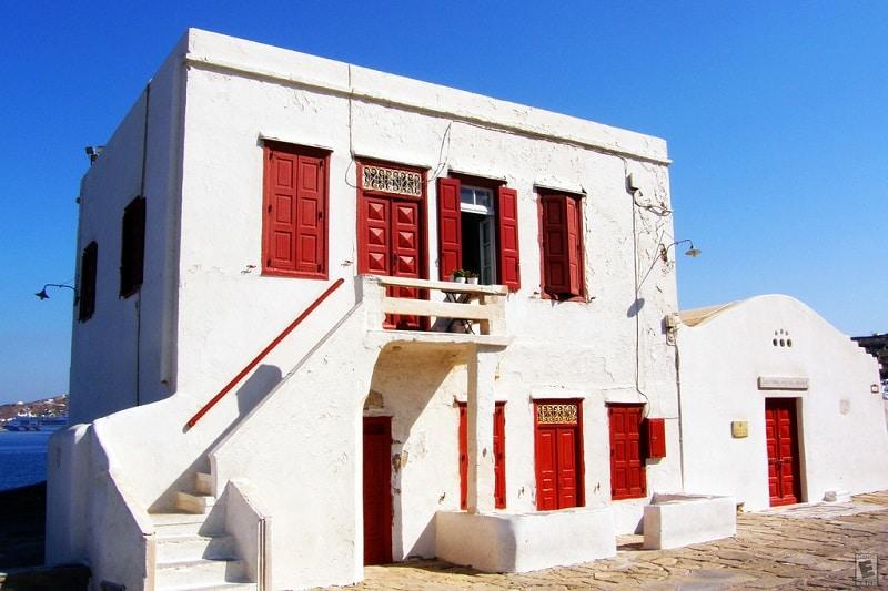 Musée d'art folklore, Mykonos
