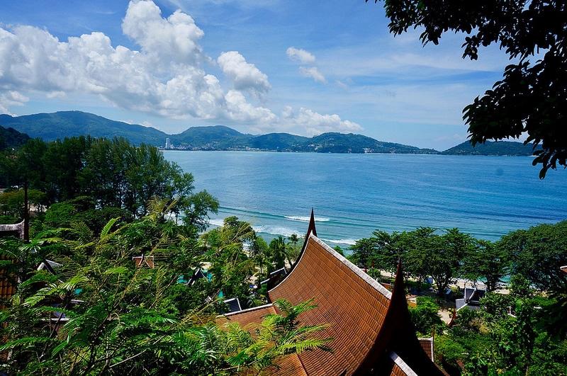 Patong, loger à Phuket