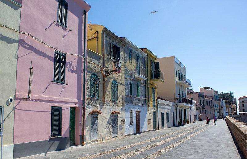 Alghero, loger en Sardaigne