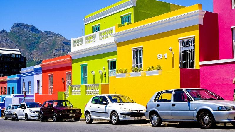 Bo-Kaap, loger à Le Cap