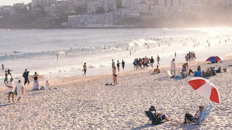 Bondi Beach, loger à Sydney