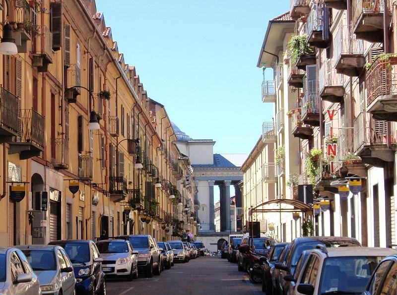 Borgo Po, loger à Turin