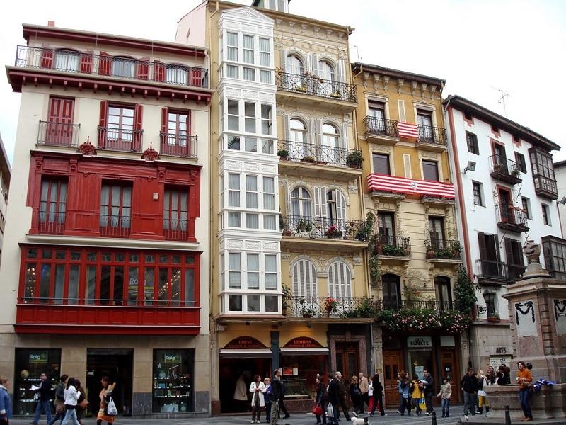 Casco Viejo, loger à Bilbao