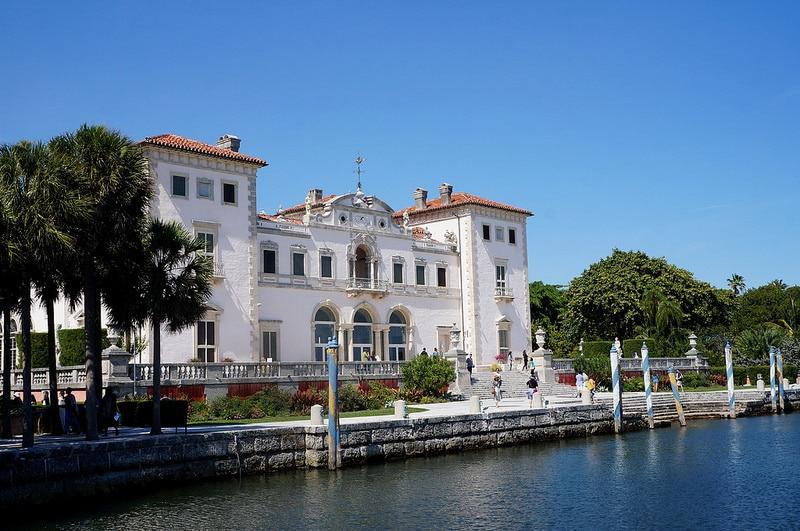 Coconut Grove, loger à Miami