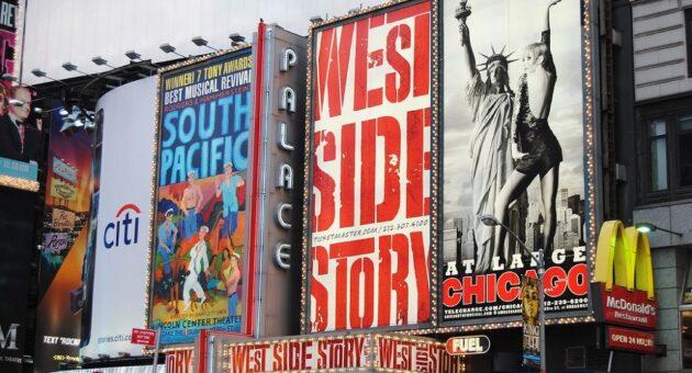 Comment assister à une comédie musicale à New York ?