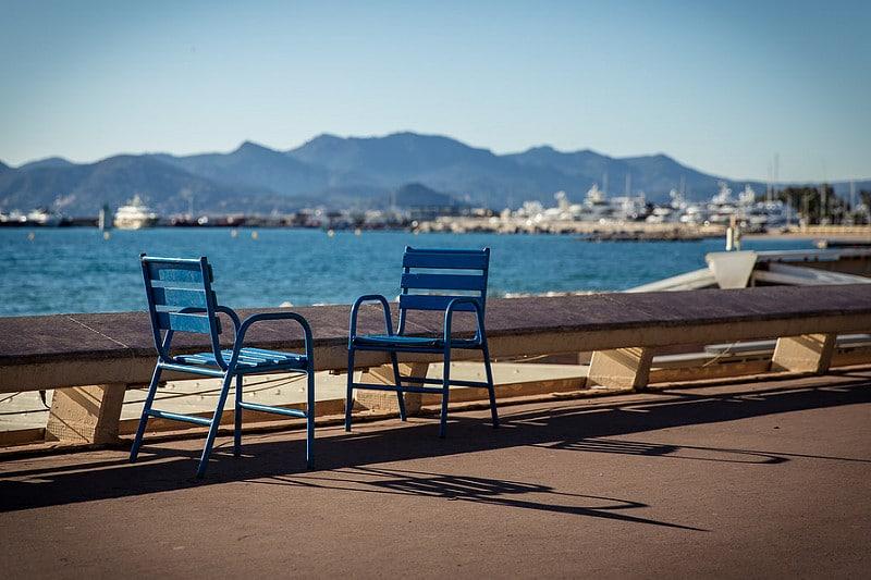 La Croisette, loger à Cannes