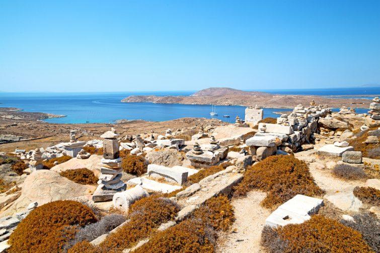 Visiter Mykonos ile de délos