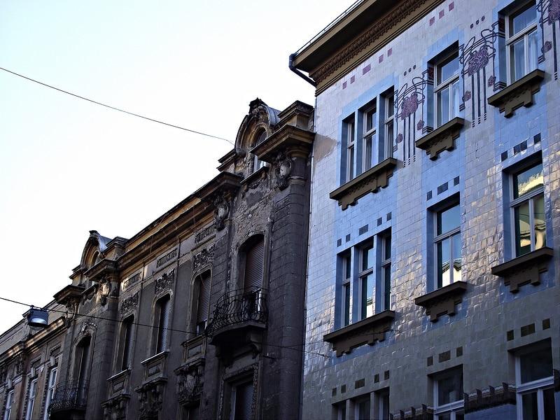 Donji Grad, loger à Zagreb