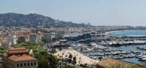 Dans quel quartier loger à Cannes ?