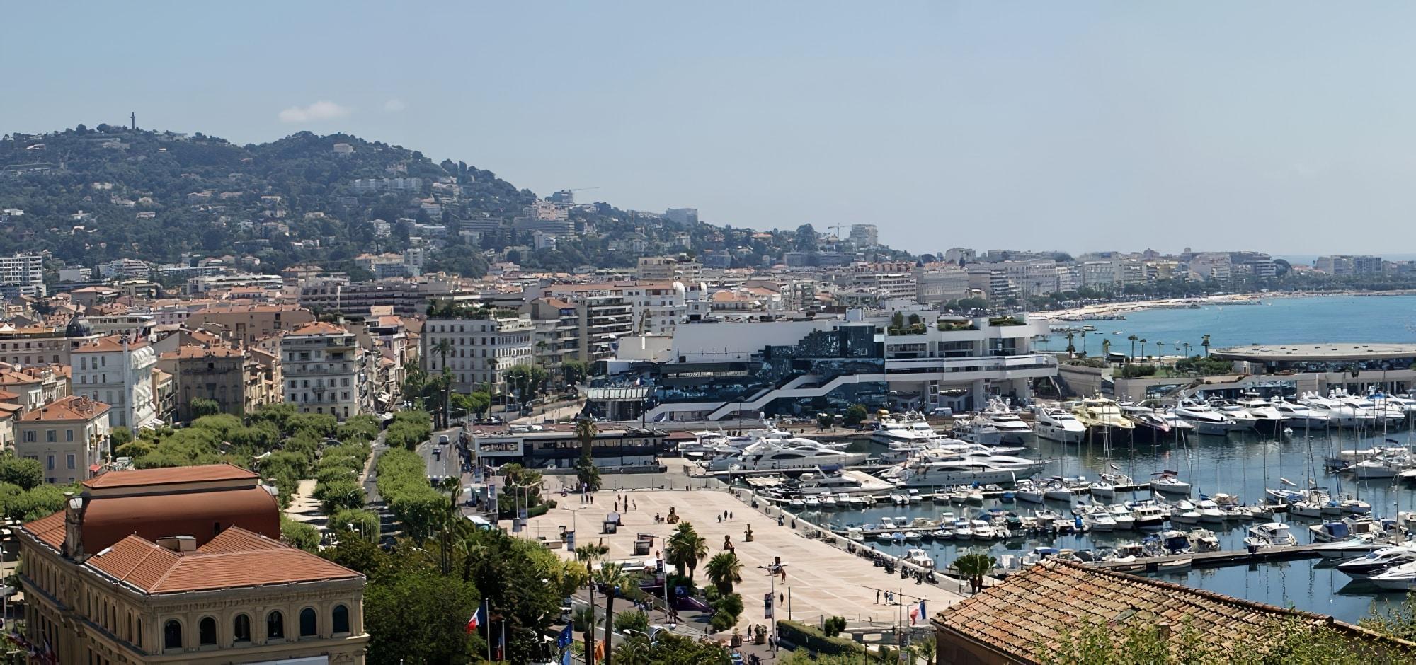Où dormir à Cannes ?