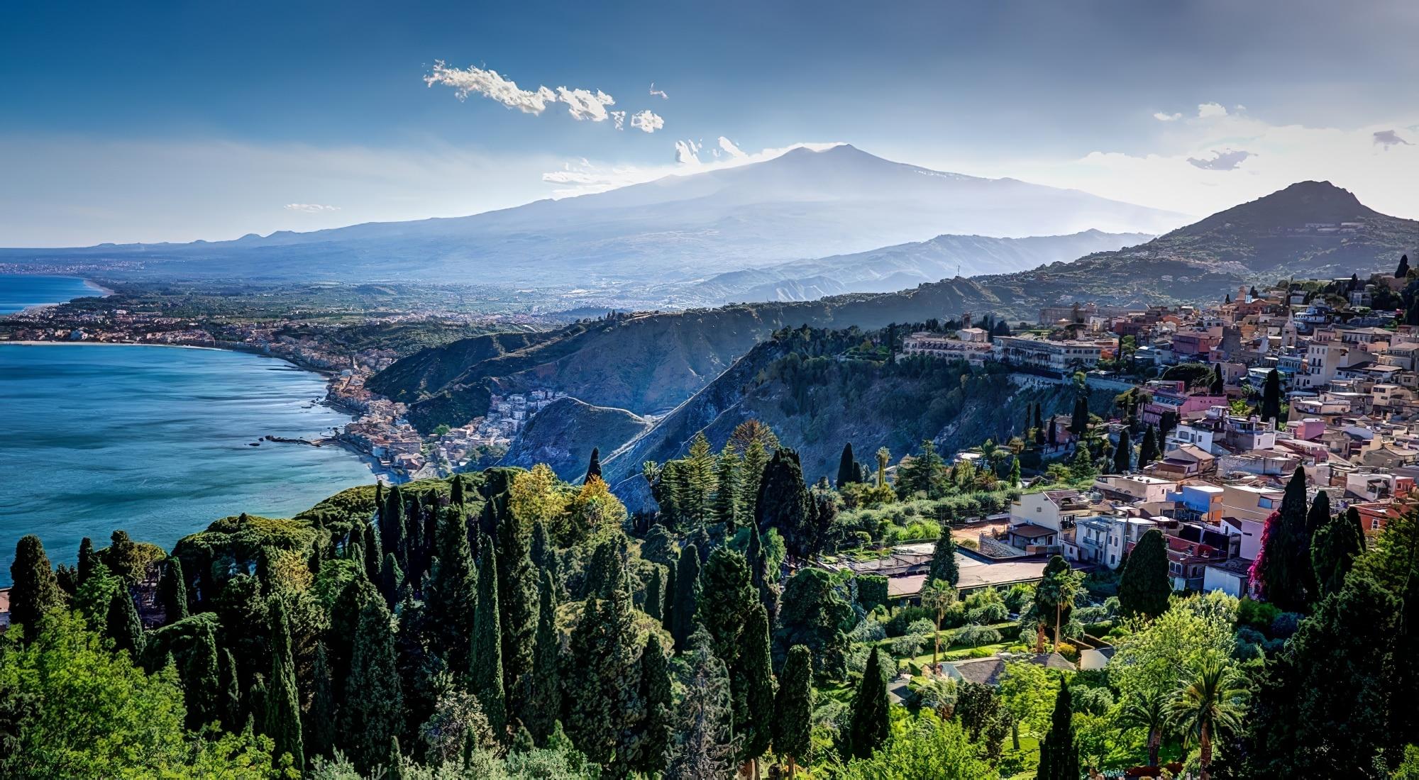 Dans quelle ville loger en Sicile ?