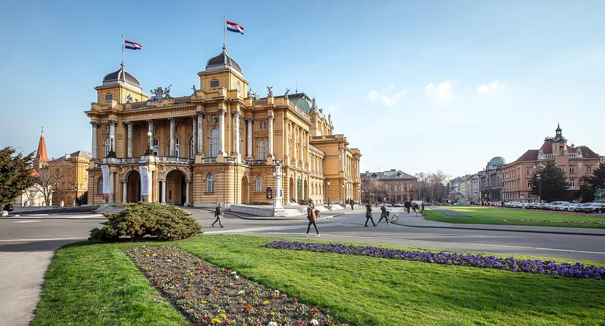 Dans quel quartier loger à Zagreb ?