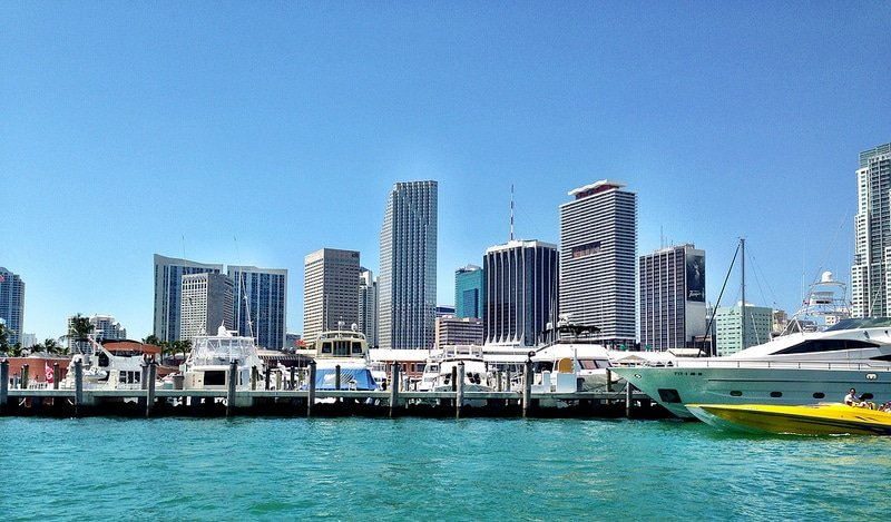 Downtown, loger à Miami
